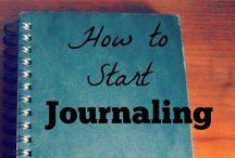 Journaling / How to do it
