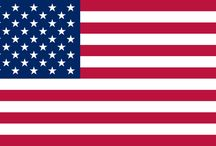 American Flags / American Flags used throughout our history