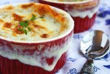 Soup, Stew, Chowder & Chili / Soup, Stew, Chowder & Chili recipes!