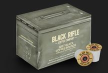 BRCC Coffee Rounds / Black Rifle Coffee Company presents the most explosive coffee rounds on the market. These Black Rifle coffee rounds are delivered in a 12 count ammo box.