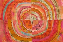 Quilted / Quilts and fabric love / by Julie Smart-Plaskett