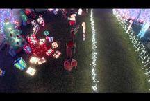 Christmas Light Videos