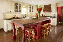 kitchen islands just ♡ it!!