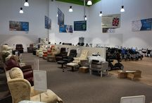Our Hayes Showroom