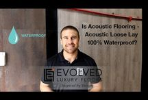 Acoustic Loose Lay | Videos by Evolved Luxury Floors