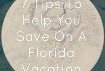 Florida Beaches/Vacation
