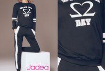 Your black & white homewear / Gli articoli bianchi & neri di Jadea Home - collezione AI 16/17