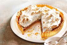 caramel meringue pie