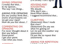 ENGLISH: Useful Phrases
