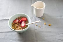 Breakfast C'est Magnifique / by Melissa Cassera
