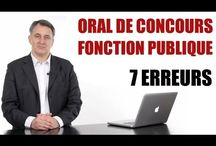 concours oral
