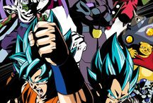 #DRAGON BALL / A pasta do rei dos animes! DB, DBZ, DBGT, DBH e DBS