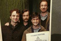 HP Behind the Scenes