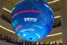 ARC led display