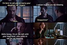crossover and other ship / Different ships from different series and movies.  Like Teen Wolf (Ship like Stackson -Petopher- Stydia which I do not want to put together with Sterek) ,Supernatural and other ship crossover which we do not often see