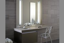 Contemporary Bathroom Vanities / Contemporary Bathroom Vanities, The term contemporary today doesn't refer to the same meaning ten years ago. We can take contemporary bathroom vanities and see how they complement the current meaning of contemporary in terms of style and functionality. The first benefit of contemporary bathroom vanities is that they will surely bring the bathroom style up to date making it desirable for both you and your guests.