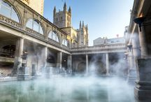 Bath / Things to enjoy on a trip to London.