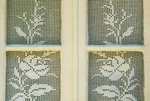 Crochet - grille