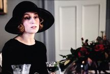 Downton Abbey / The most widely watched television drama in the world / by Deette Kearns