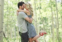Engagement photo ideas / by Leighton Peebles
