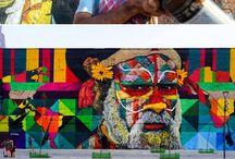 murales y pintura