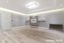 The Gloucester Terrace Project / Dominic Payte's own development project; complete refurbishment of 2 bedroom apartment in 13 weeks