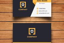 Business card puntalia