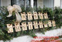Jul på bron