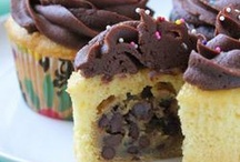 Sweets & Sugar / Chocolate, cookies, cake, and other decadent things!!