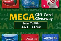 Giveaways & Sweepstakes / Giveaways and Sweepstakes shared from great blogs!