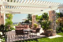 Outdoor Living / Outdoor living, Outdoor ideas, Outdoor furniture, Patios