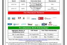 MCA Programme