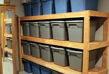 Garage Storage Room / by Holly Jandro