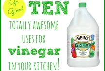 Vinegar in the Kitchen