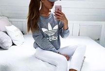 outfit sportivi