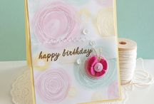 Cards Birthday / by Emily Hyvl