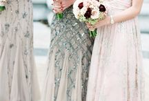 Bridesmaids....The girls