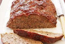 Meaty Recipes / All things meat recipes. Meatball recipes, meatloaf recipes and more.