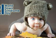 Down Syndrome / Lessons and activities designed to address students with Down Syndrome's specific needs / by April Marie