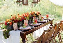 Tables / Decor