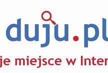 www.duju.pl serwis http://duju.pl / Tablica dla katalogu firm i usług pod adresem http://duju.pl