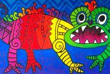 Treaty of Waitangi Art