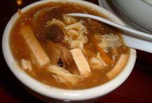 Čína - polievky