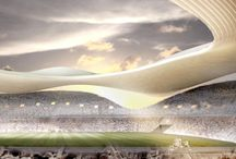 Sports Facilities / Sports facilities, such as Gymnasium, Stadiums, Sports Centers. Our site features the best contemporary design from around the world: www.archeyes.com