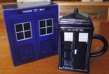 Doctor Who / Tutti gli articoli presenti in negozio ispirati alla celebre serie televisiva britannica.