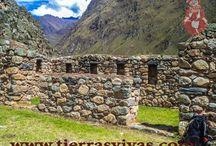 Classic inca trail - machupicchu