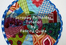 Potholders, Placemats, Table Runners & Toppers / by Kathy Parks