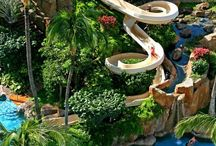 Westin Maui - saw this hotel a few years ago when I was in Hawaii and it's awesome!!!