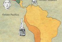 Aztec Maya Inkas
