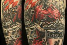 Football tatoos